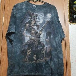 Awesome skeleton shirt
